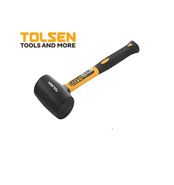 Tolsen Tools , Black Rubber Mallet