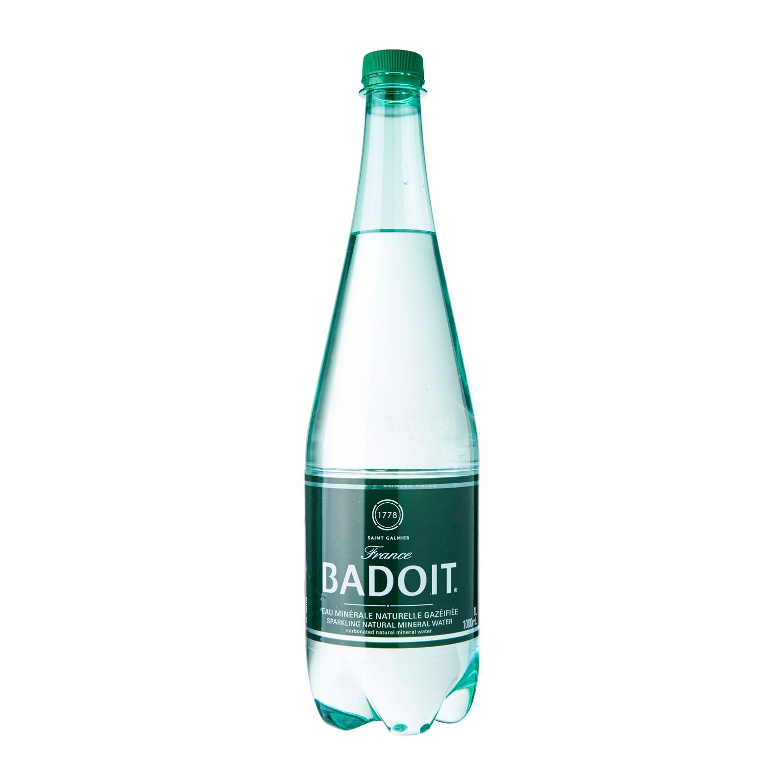 Badoit Sparkling Natural Mineral Water By Redmart.