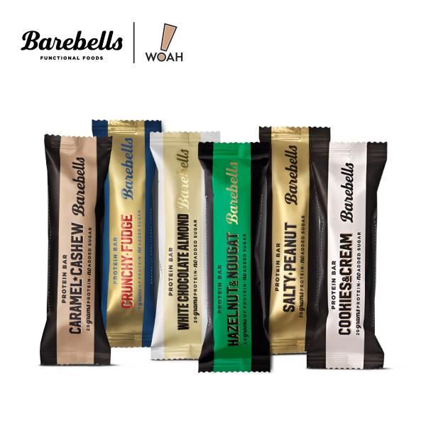 Buy Barebells Protein Bar (Box of 12) Singapore