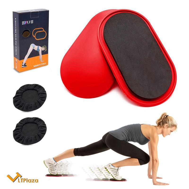 Fitness Equipments 2pcs Hexagon Gliding Discs Slider Fitness Disc Exercise Sliding Plate For Yoga Gym Abdominal Core Training Exercise Equipment Latest Fashion