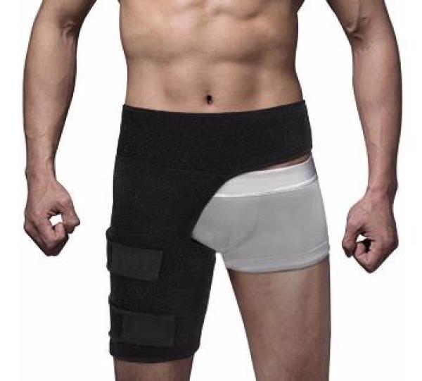 Fitness Bẹn Anti-Cơ Bắp Căng Thẳng Chân Người Bảo Vệ Mùa Hè DG1