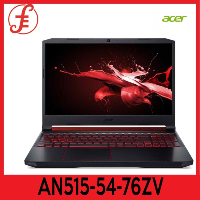Acer Nitro 5 AN515-54-76ZV 15.6  9th Gen i7-9750H/ NVIDIA® GeForce® GTX 1650/ 16GB DDR4 RAM/ 256GB SSD + 1TB HDD (AN515-54-76ZV)