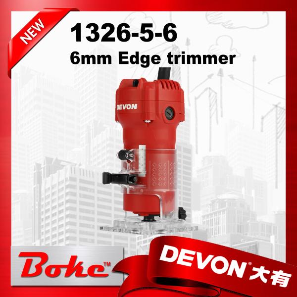 (Ready stock) DEVON 1326-5-6 6mm edge trimmer / 550W