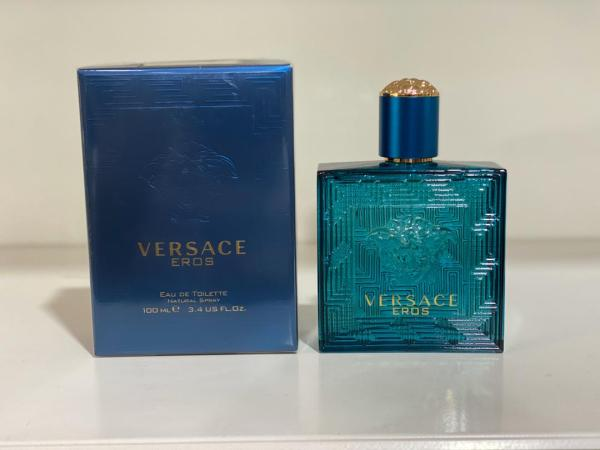 Buy Versace Eros for Men Edt 100ml Singapore
