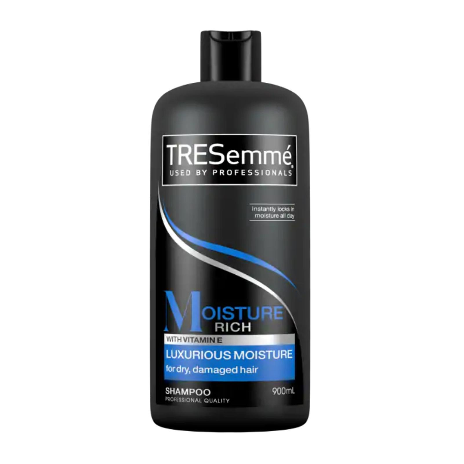 Tresemme Moisture Rich Luxurious Moisture Shampoo - By Beauty Language