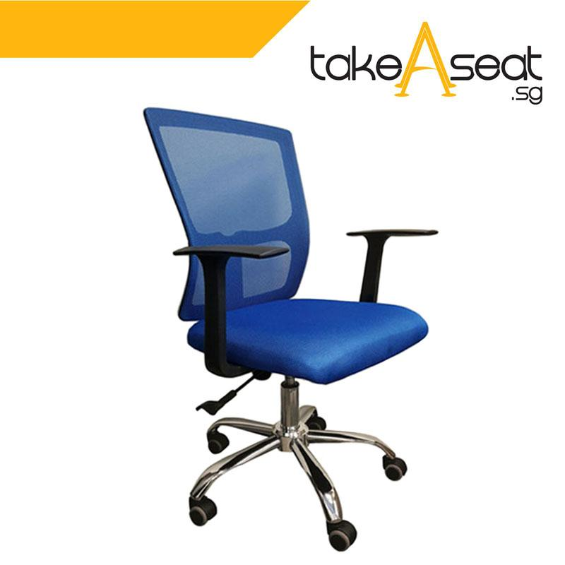 C37 Office Chair (Self Setup) Singapore
