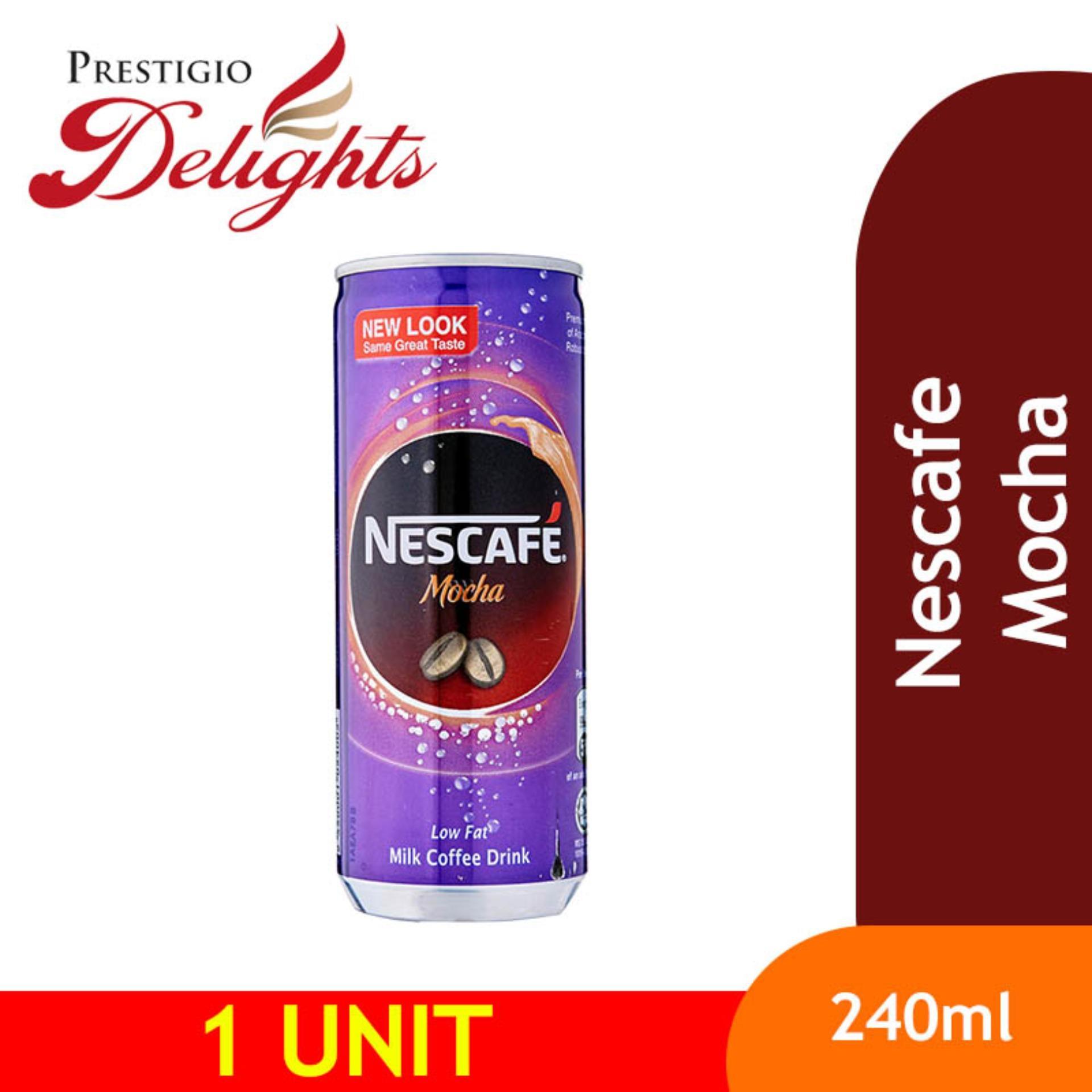 Nescafe Mocha 240ml By Prestigio Delights.