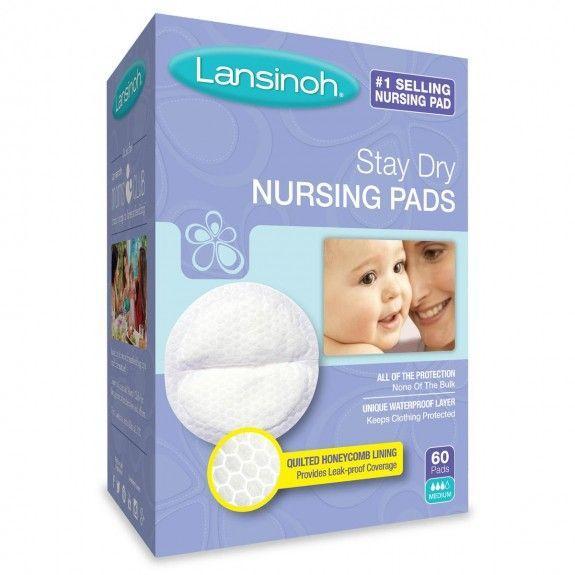 Lansinoh Disposable Nursing Pads (60pcs) By First Few Years.