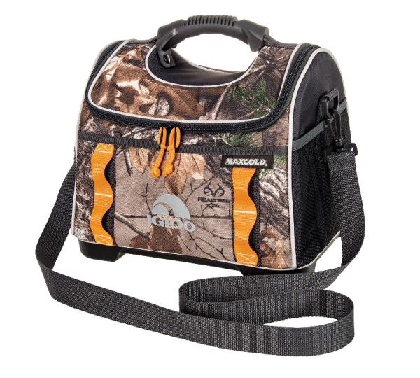 IGLOO Cooler Bag Realtree Xtra Gripper 18-Can