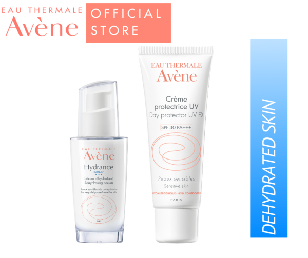 Buy Avene Hydrance Serum 30ml &  Avene Day Protector UV EX SPF30 40ml Singapore