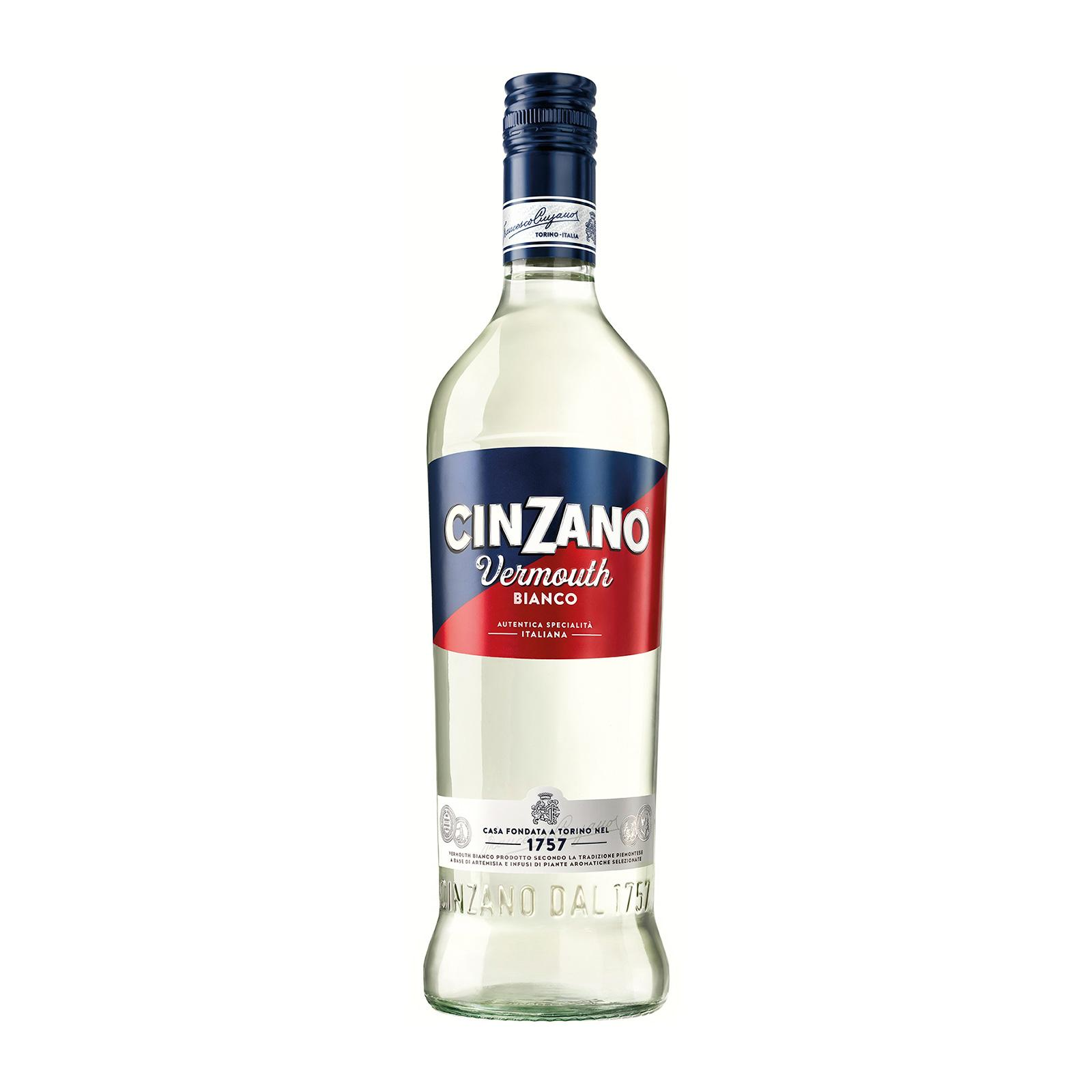 Cinzano Vermouth Bianco 750 mL