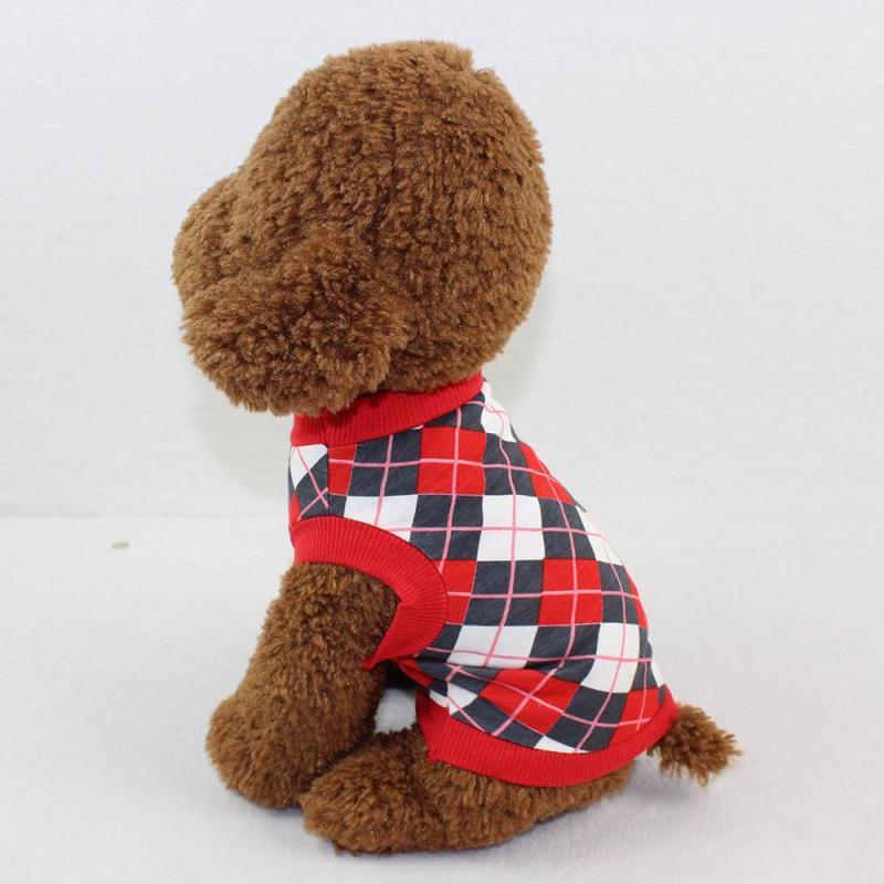 Miễn Phí Vận Chuyển Quần Áo Chó Bông Vest Quần Áo Cho Cún Cho Chó Nhỏ