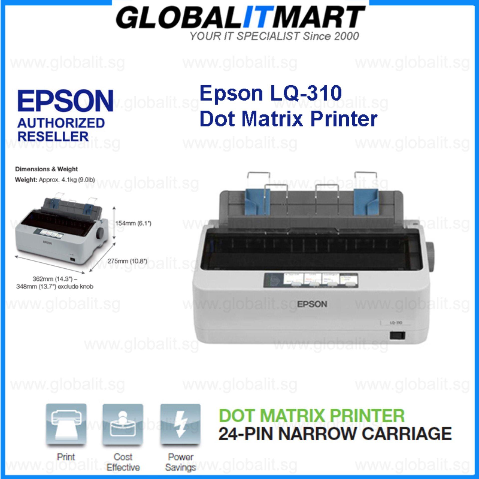 Epson LQ-310 Dot Matrix Printer  Singapore