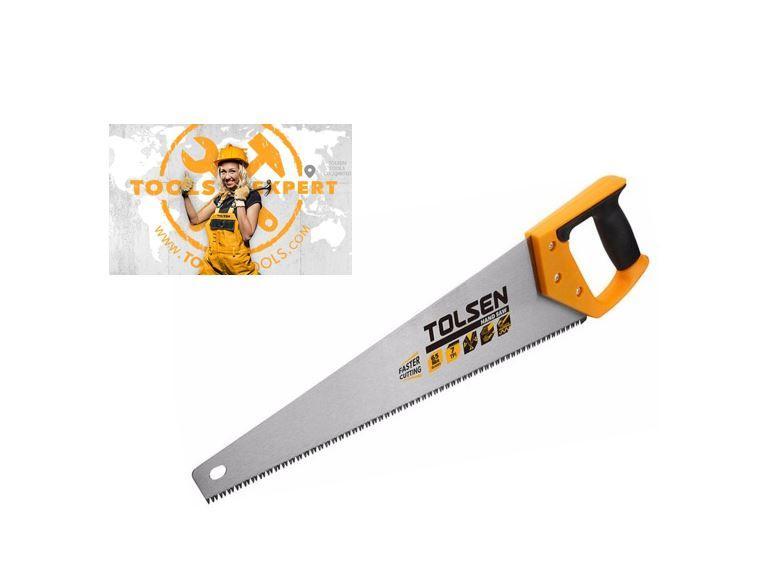 Tolsen Tools, Wood Hand Saw 500mm