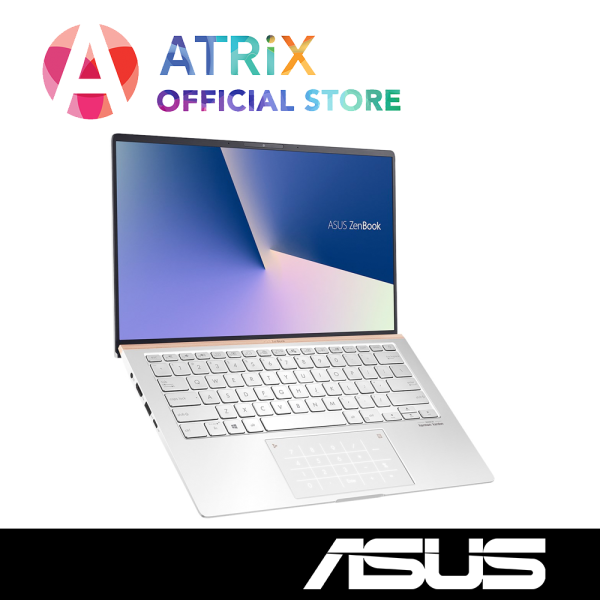 【Same Day Delivery】ASUS Zenbook 14 UX433FAC-A5371T (WiFi 6) | 14 FHD IPS | i7-10510U | 8GB RAM | 1.15Kg | Military Drop Test | Win10 Home | 2Yr ASUS International Warranty