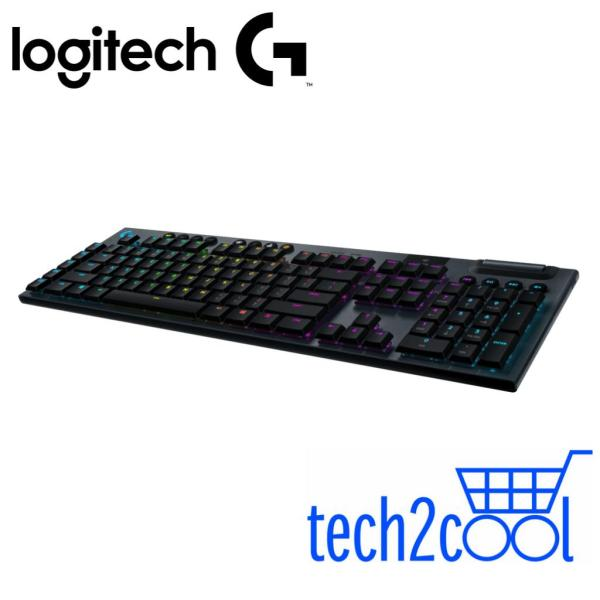 Logitech G915 Lightspeed Wireless RGB Mechanical Gaming Keyboard Singapore