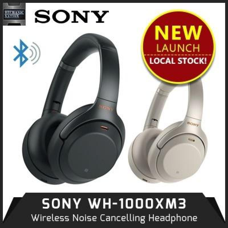 Sony WH1000XM3/ WH-1000xm3 Best noise cancel headphone Singapore