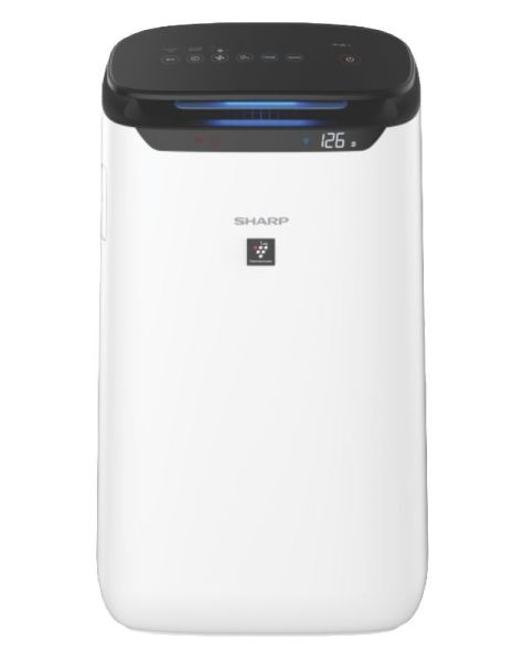 Sharp 48m² Air Purifier FP-J60E-W [FREE FP-J30E] Singapore