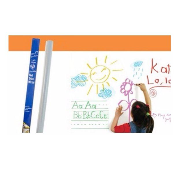 Self-Adhesive Whiteboard Wall Sticker X 3 Units By M Living Home Furnishing.