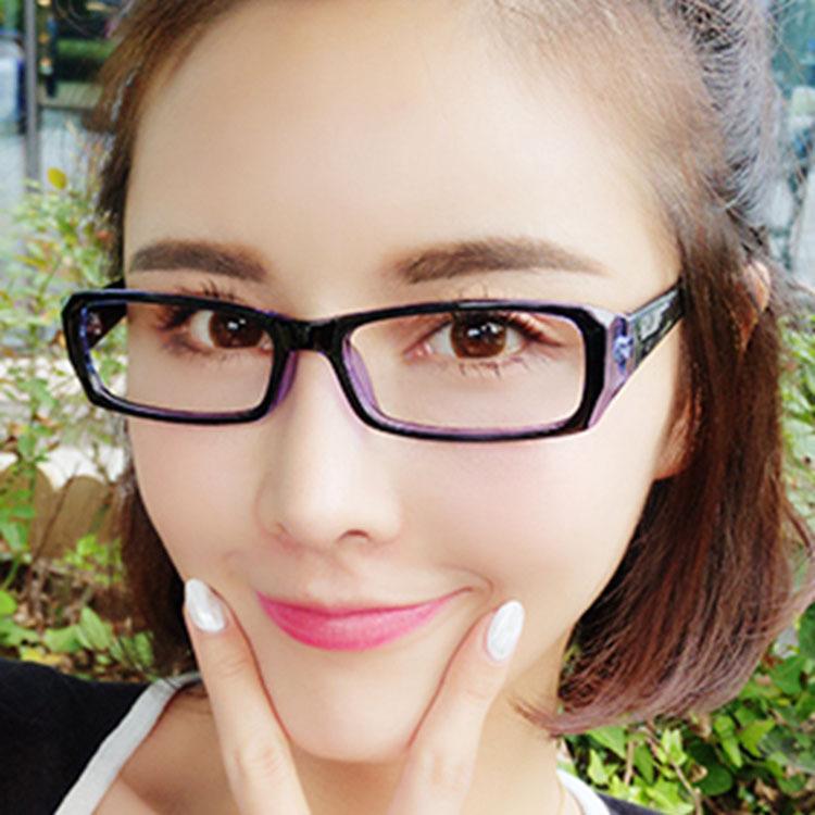 Kacamata Datar Anti-Blu-Ray Hijau By Koleksi Taobao