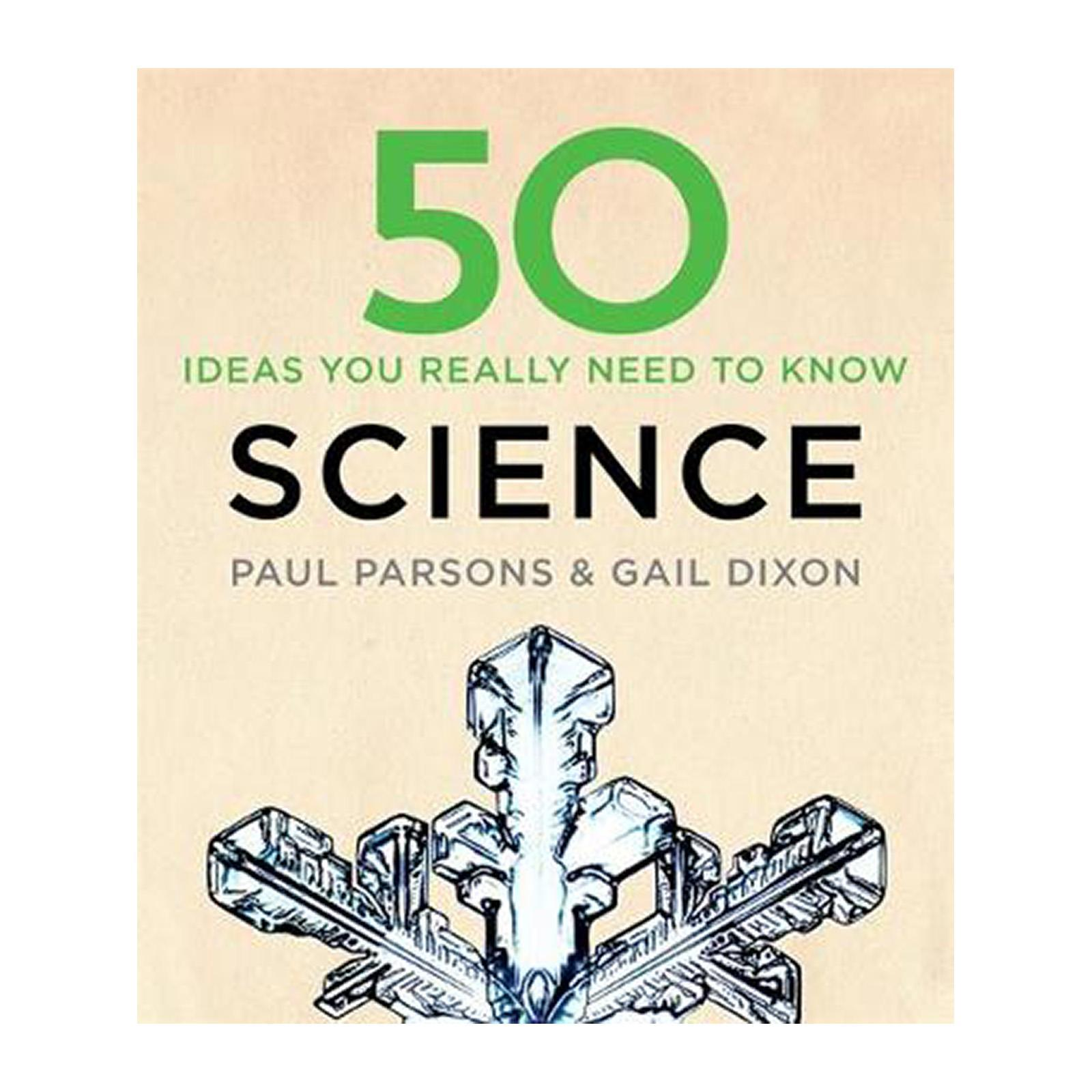 50 Science Ideas You Really Need To Know (hardcover) By Redmart.