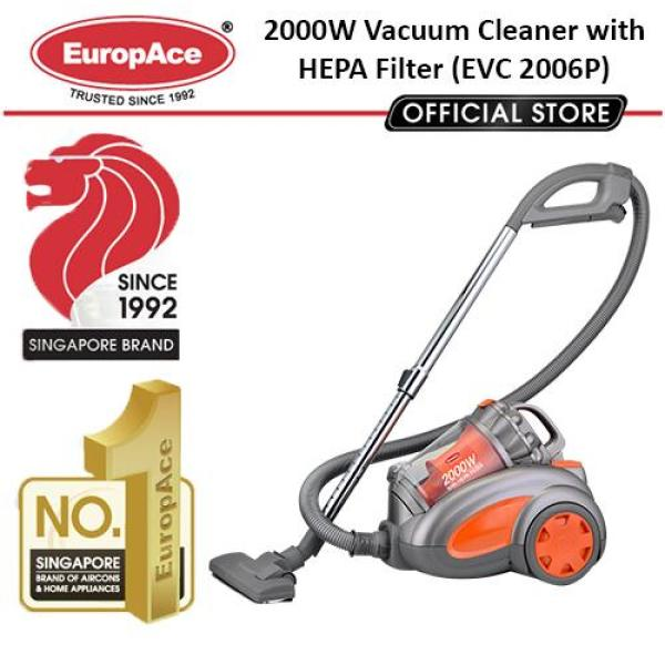 Europace 2000W Multi-Cyclone Vacuum Cleaner EVC 2006P - 1 year warranty Singapore
