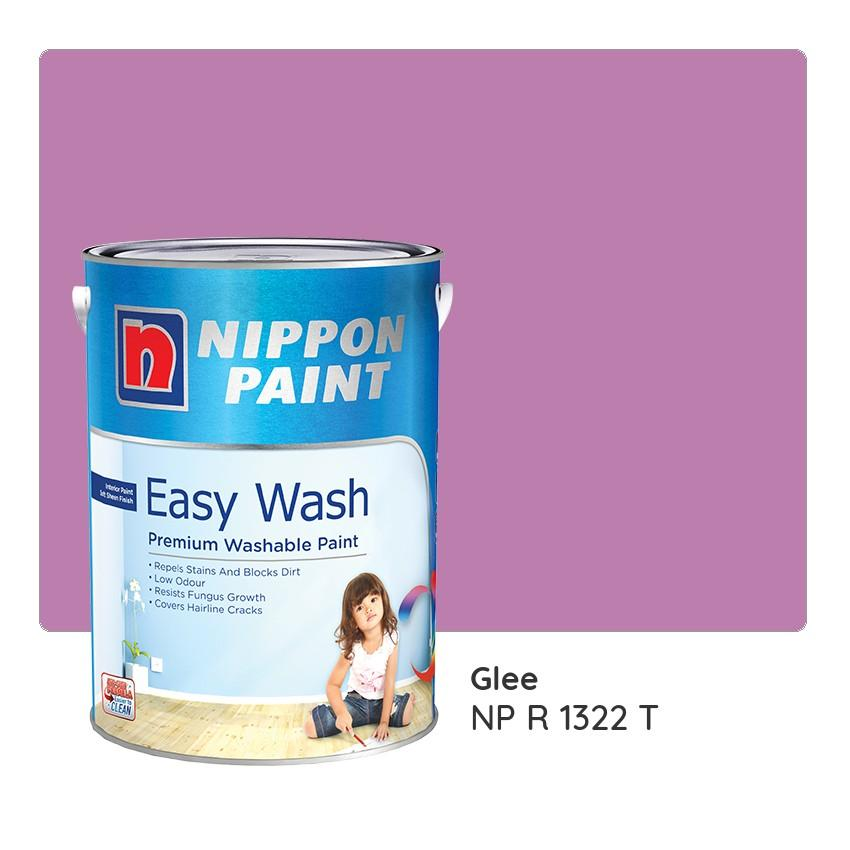 Nippon Paint Easy Wash NP R 1322 T 1L