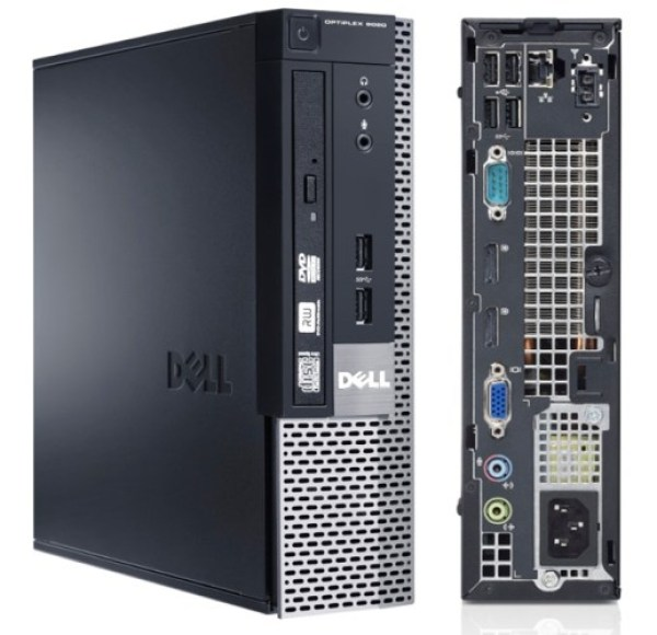 Mini Pc Dell Core i5 3.3GHz 8 gb   SSD 240 Fast delivery
