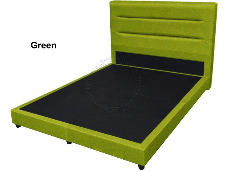 (FurnitureSG) Fabric Bedframe