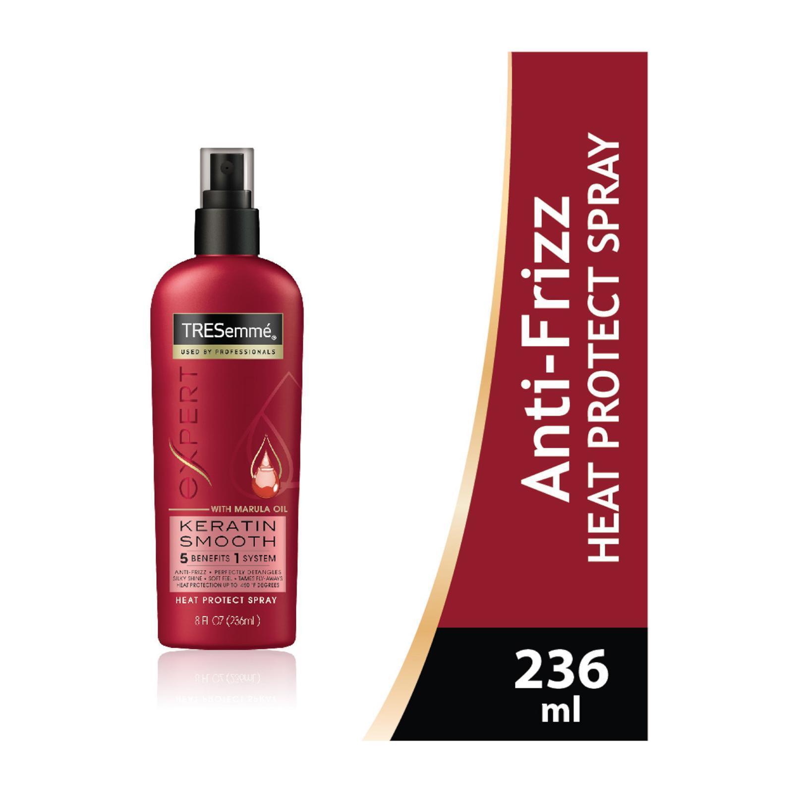 TRESemme Keratin Smooth Heat Protect Hair Spray, 236ml