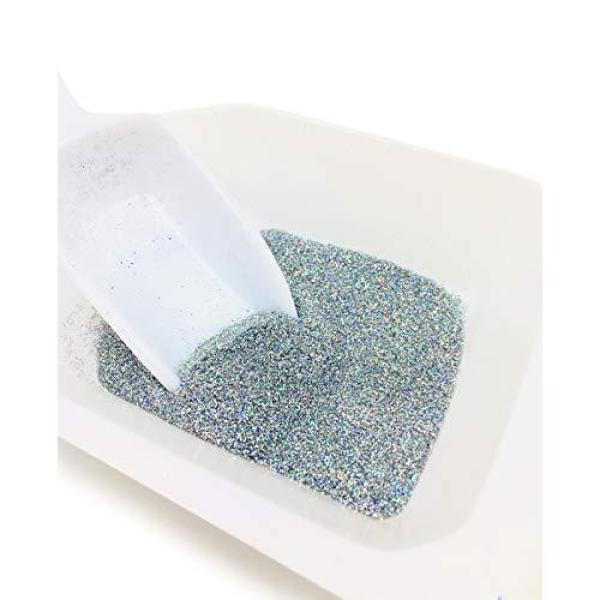 Buy Alternative Imagination Moonlit Silver Biodegradable Glitter 1/4 Ounce - Made from Plant Cellulose, Earth Friendly. Perfect for Body, Cosmetics, Crafts, DIY Projects. Can be Mixed with Lotions, Gels, Oils, Face Paint Singapore