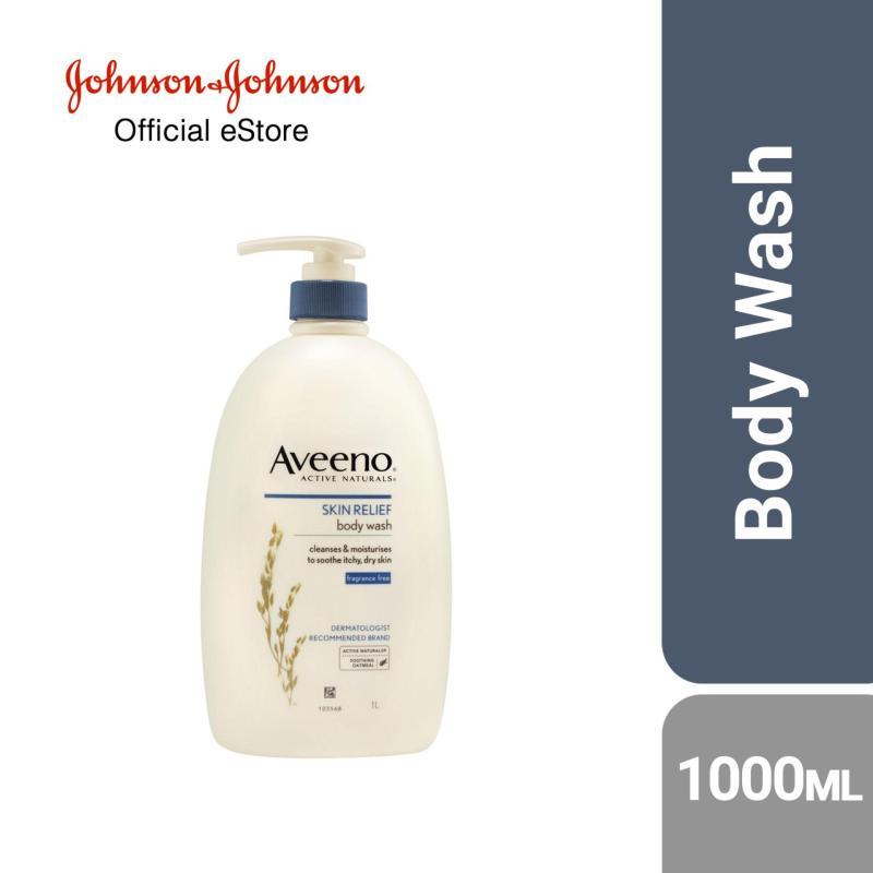 Buy Aveeno Skin Relief Body Wash 1L Singapore