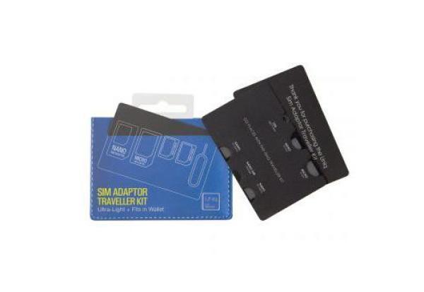 Uniq SIM Adaptor Traveller (5in1)