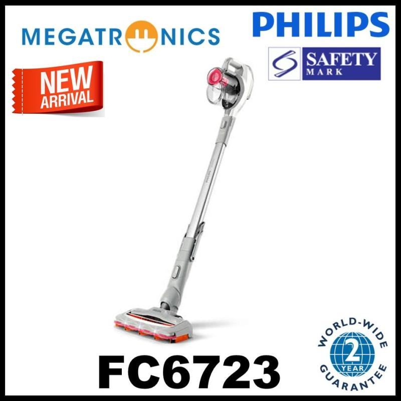 Philips FC6723/01 SpeedPro Cordless Stick Vacuum Cleaner with 2 years warranty Singapore