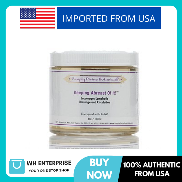 Buy Keeping Abreast of It! 4 oz by Simply Divine Botanicals Singapore