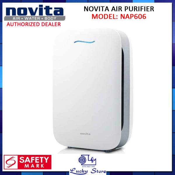 NOVITA NAP606 AIR PURIFIER, PURICLEAN, TRUE HEPA FILTER, NAP 606 Singapore
