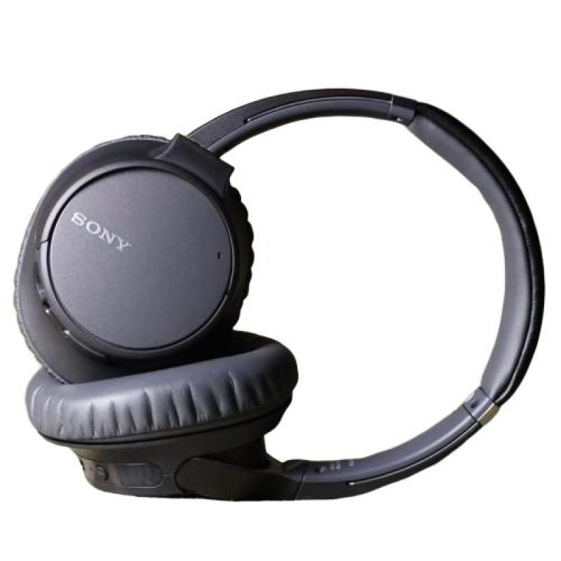 Sony WH-CH700N Wireless Noise Cancelling Headphones - Black - SG Seller Singapore