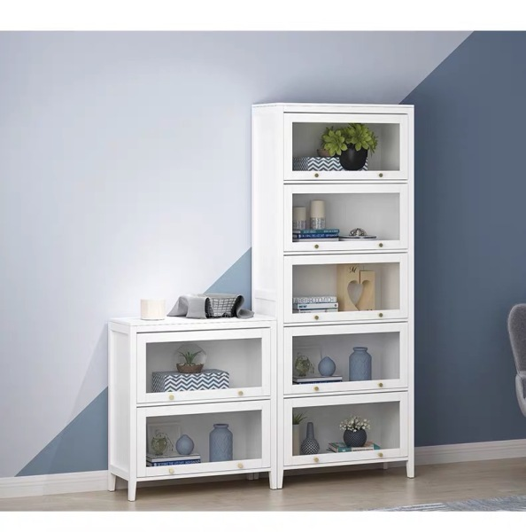LULUS White display drawer (Price inclusive Installation and Delivery)