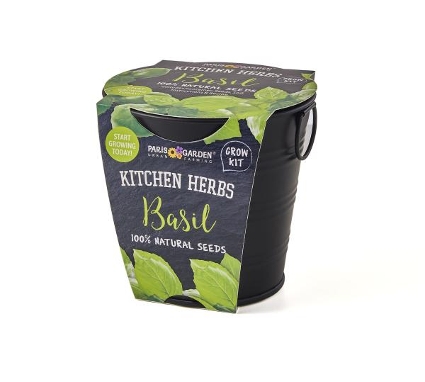Garden Chef Black Matte: Basil