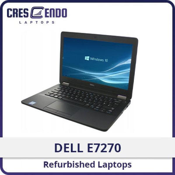 [Refurbished] Dell E7270 FHD with webcam / Intel Core i7-6th Gen / 8GB / 128GB / WIN10 / One Month Warranty