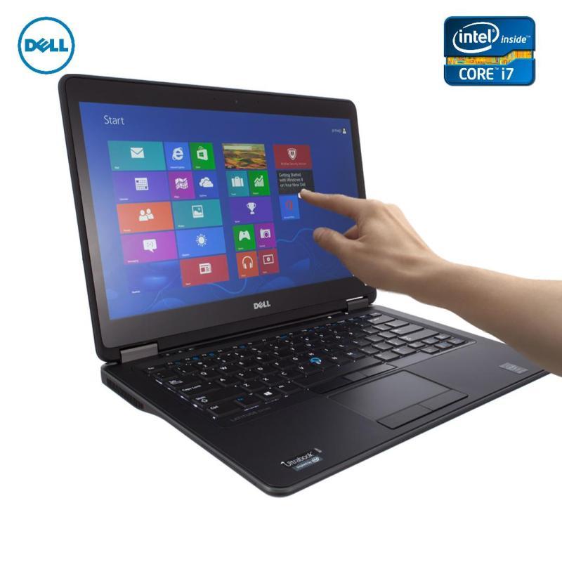 Dell Latitude E7440 14 Business Ultrabook i7-4600U #2.1Ghz 16GB RAM 500GB HDD Touchscreen Win 10 Pro Refurbished