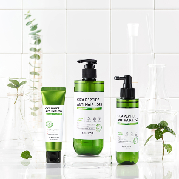 Buy SOMEBYMI Cica Peptide Anti Hair Loss Derma Scalp Care Set Singapore