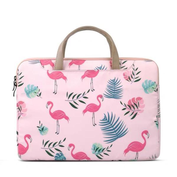 Flamingo Laptop Bag for 14 inch or Macbook/Macbook Pro or Air
