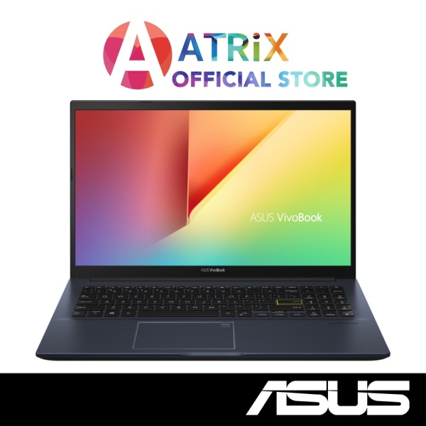 【Same Day Delivery】ASUS Vivobook 15 X513EP-BQ147T | 15.6inch FHD IPS | i5-1135G7 | 8GB DDR4 | 512GB PCIe SSD | MX330 Graphics | Win10 Home | 2Y Asus Warranty