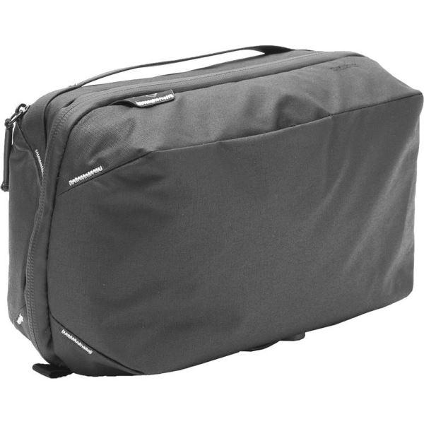 df4c22792f Peak Design Travel Wash Pouch BWP-BK-1 Toiletry Cosmetic Bag