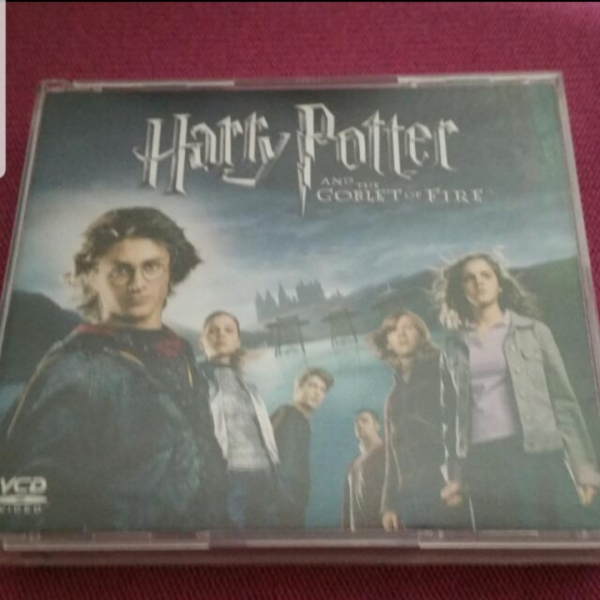 Harry Potter And The Goblet Of Fire VCD
