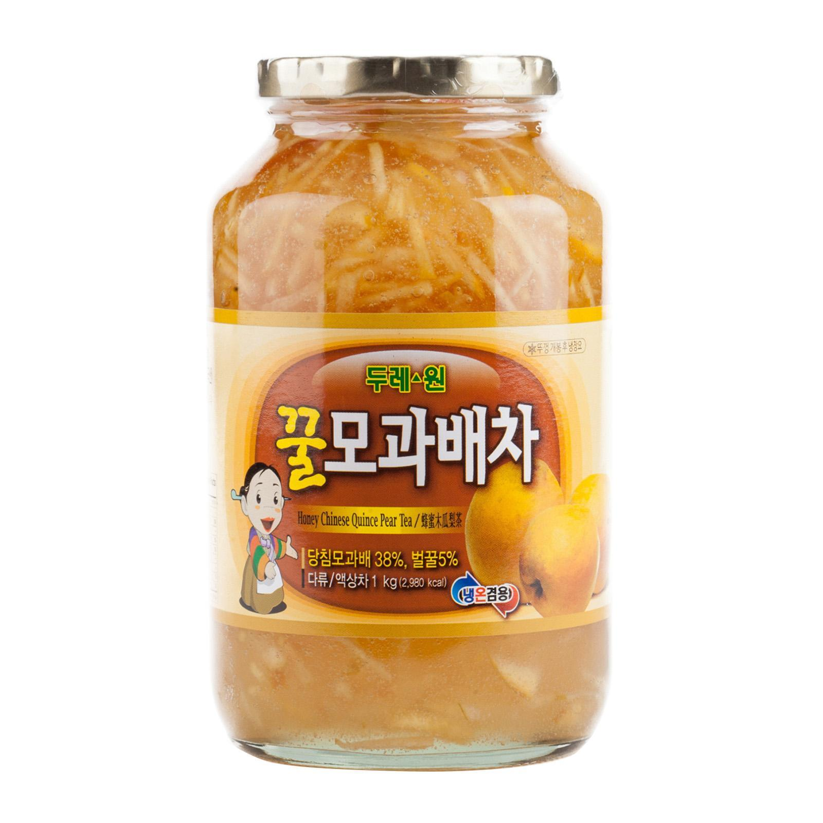 Dooraeone Honey Chinese Quince Pear Tea