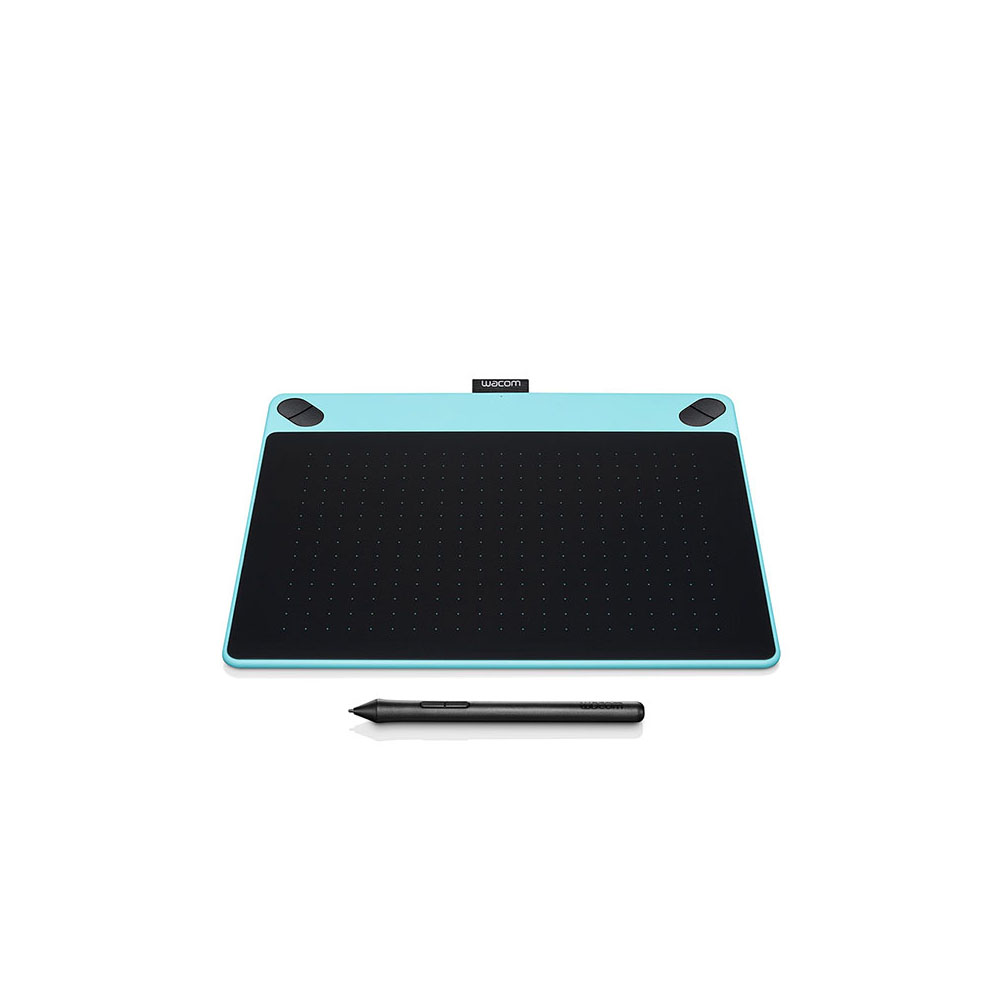 Intuos Art Creative Pen and Touch Tablet, Medium (Mint Blue) - Old Model