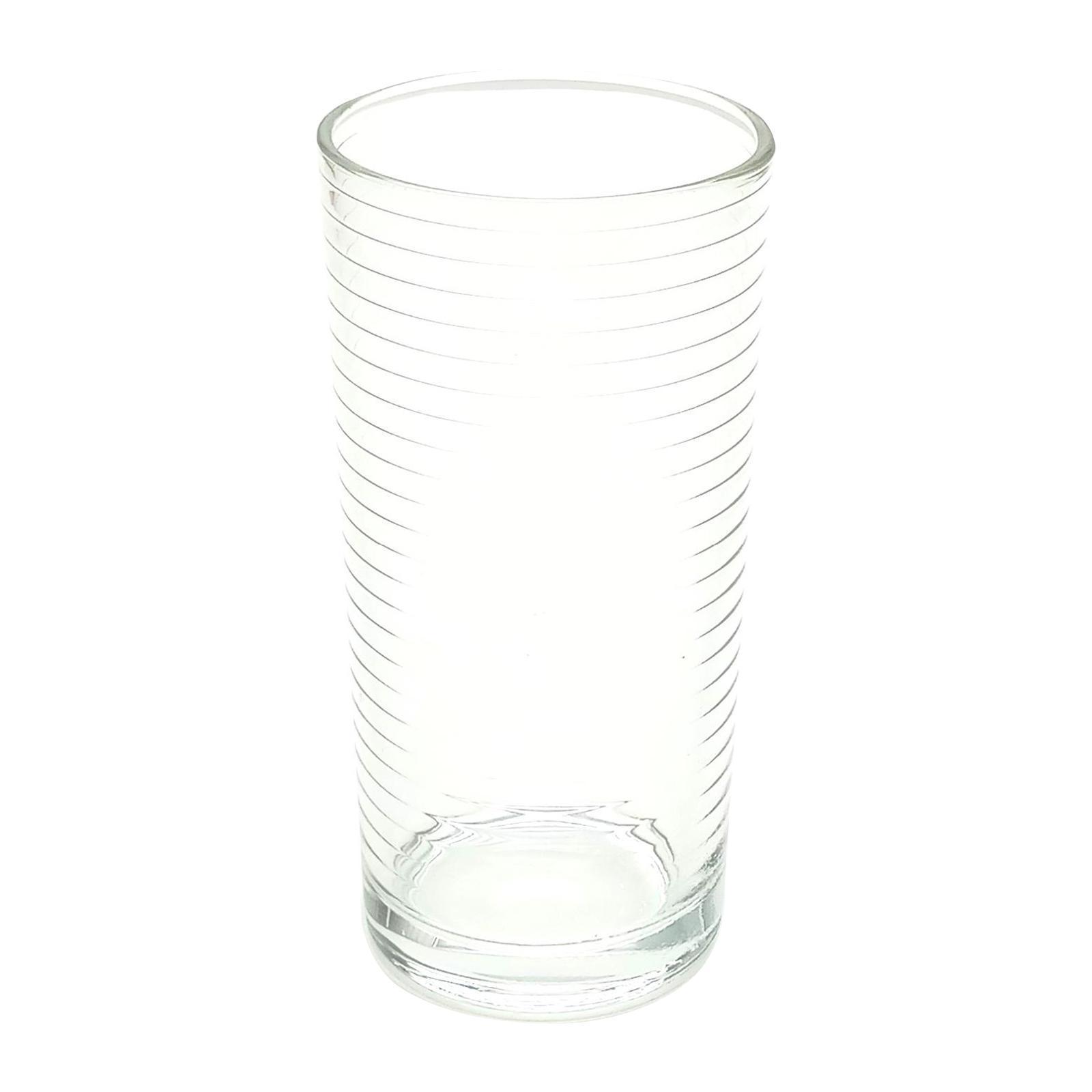 Borgonovo Piccadilly High Ball Glass 25 CL (6PCS)