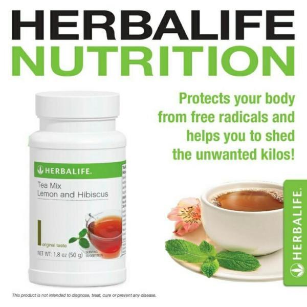 Buy (SG Ready Stock) Herbalife Tea Mix Singapore